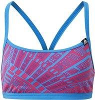 MAUI WOWIE Neckholder Bügel Bikini-Oberteil D//E Cup Bademode Bunt Jersey Slim