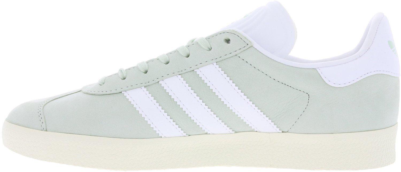 Adidas Gazelle linen greenftwr whitecream white