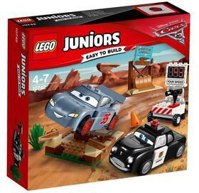 LEGO Juniors Cars - Willys Butte Speed Training (10742)