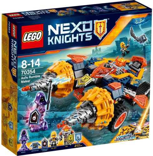 LEGO Nexo Knights Axls Krawallmacher (70354)