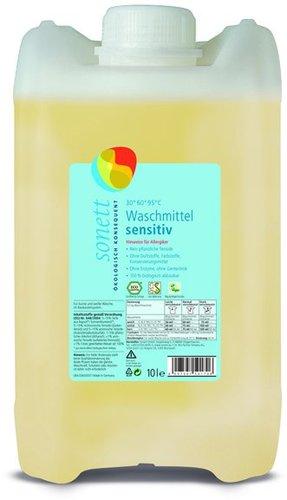 Sonett Waschmittel Sensitiv flüssig 10 l
