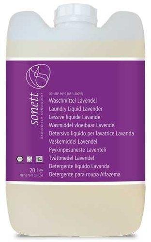 Sonett Flüssigwaschmittel Lavendel (20 L)