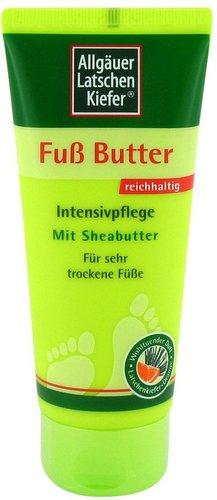 Allgäuer Latschenkiefer Fuß Butter