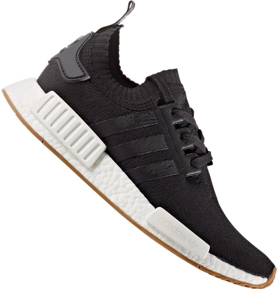 Adidas NMD_R1 Primeknit core blackgum