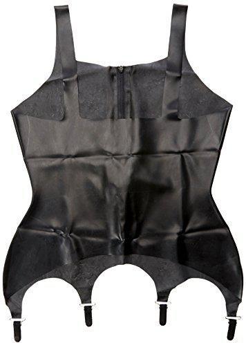 SHAPERX Damen Waist Trainer Latex Korsett Sport Unterbrust Abnehmen Taillenmieder Bauchweg Gewichtsverlust G/ürtel