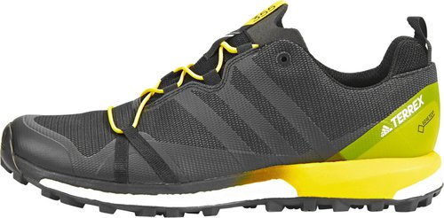 Adidas Terrex Agravic GTX dark greycore blackbright yellow