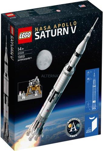 LEGO Nasa Apollo Saturn V (21309)