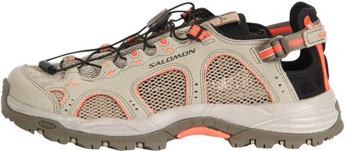 Salomon Techamphibian 3 W vintage kaki/bungee cord/living coral