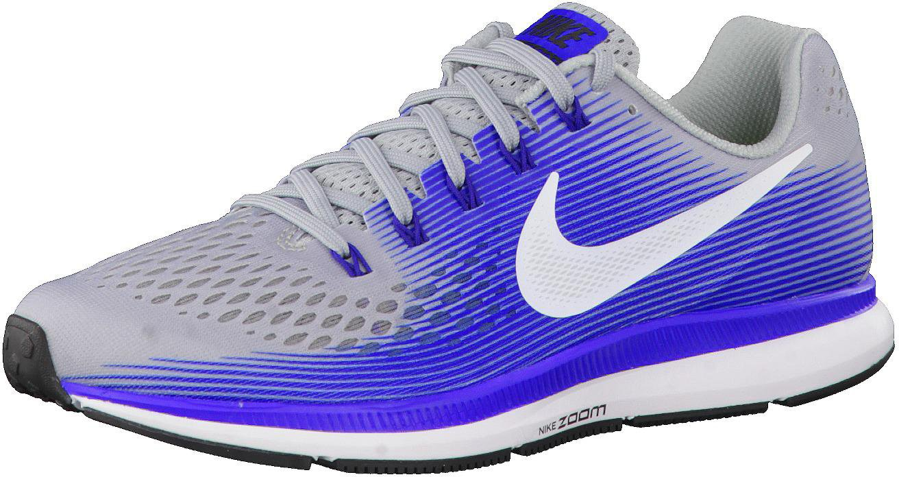 Nike Air Zoom Pegasus 34 Sneaker (greyblue)