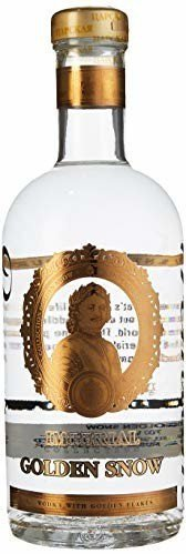 Zarskaja Imperial Collection Golden Snow Premium Vodka 40% 0,7l