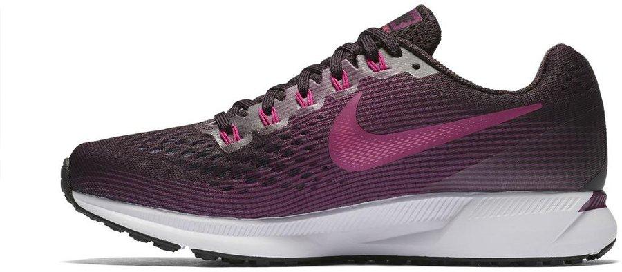 Nike Damen Laufschuh NIKE Air Zoom Pegasus 34 W weiß blau, Größe:38.5