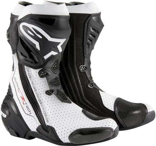 Stiefel Alpinestars SMX Plus Schwarz (Jetzt 36%) XLmoto.at
