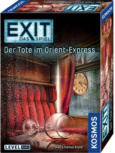 Kosmos EXIT - Der Tote im Orient-Express (694029)