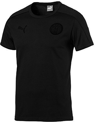 Puma BVB T7 Blackout T-Shirt