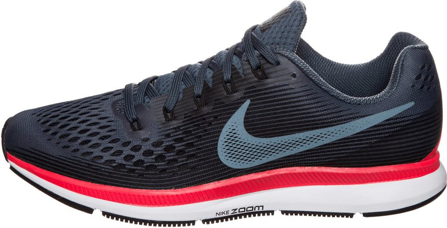 Nike Air Zoom Pegasus 34 blue foxbright crimsonwhiteblack
