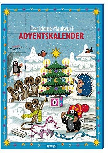 Edition A. Trötsch Magnet-Adventskalender Der kleine Maulwurf