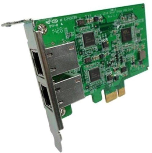 QNAP Dualport Gigabit Ethernet LAN-1G2T-I210