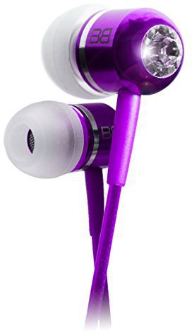 BassBuds Classic Collection (violett)