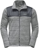 Aquila Jacket – Melierte Herren Fleecejacke von Jack Wolfskin