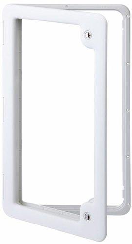 Thetford Cassetten Service-Tür Modell 4 grau