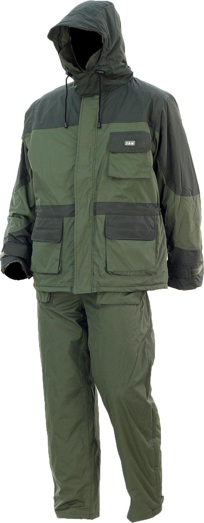 Angel Berger Magic Baits Thermoanzug Winter Suit 2 teilig