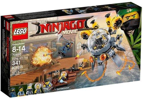 LEGO Ninjago Turbo Qualle (70610)