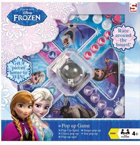 Sambro International Disney Die Eiskönigin - Völlig unverfroren Pop-Up