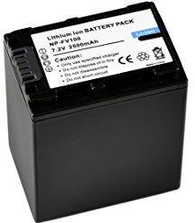 Bresser Lithium-Ionen Ersatzakku für Sony NP-FV100