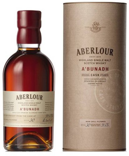 Aberlour Abunadh Single Malt