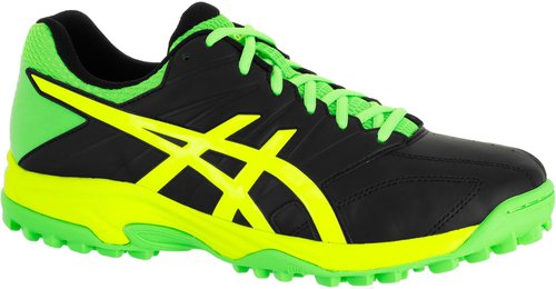 Asics Gel-Lethal MP 7 black/green gecko/safety yellow