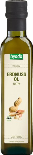 byodo Erdnussöl nativ (250 ml)