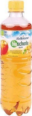 Adelholzener Bio Apfelschorle 0,5l