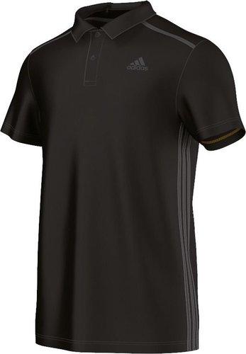 Adidas Cool 365 Poloshirt Männer Training Black