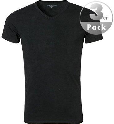 Tommy Hilfiger T-Shirts Premium Essentials 3er-pack schwarz (2S87903767-990)
