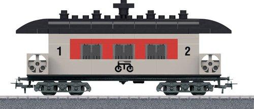Märklin H0 44736 Bausteinwagen-Set zum Selberbauen