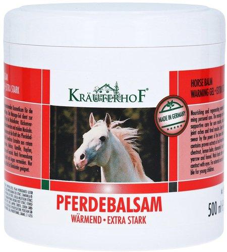 AXISIS Kräuterhof Pferdebalsam extra stark wärmend (500ml)