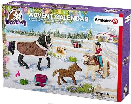 Schleich Adventskalender Pferde (2017)