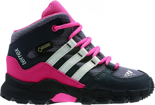 Adidas Terrex Mid GTX I trace green/clear white/tactical pink