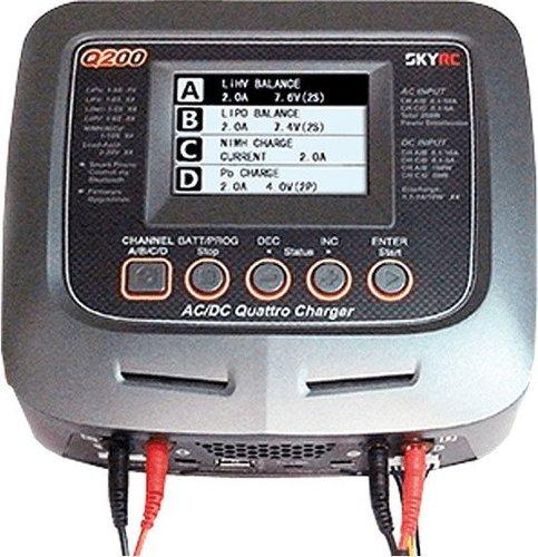 SkyRC Q200 Ladegrät
