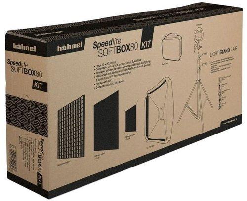 Hähnel Speedlite SOFTBOX80 Kit
