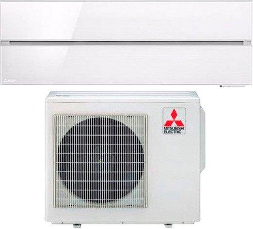 Mitsubishi Diamond (1x MSZ-LN25VG W + 1x MUZ-LN25VG)