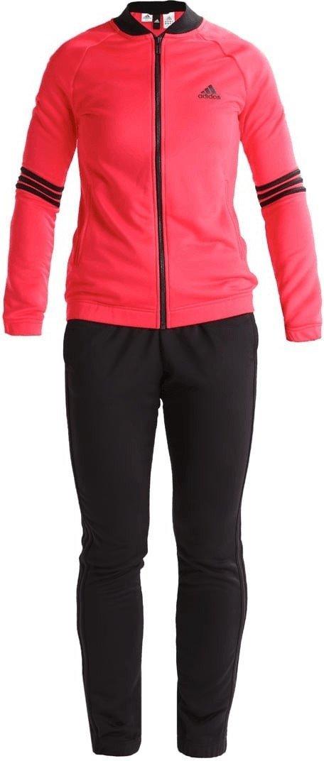 Adidas Cosy Trainingsanzug Damen core pink/black