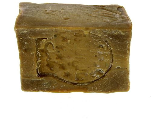 Zhenobya Aleppo-Seife 75% Oliven-/ 25% Lorbeeröl (200g)