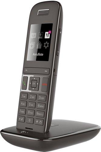Telekom Speedphone 51 mit Basis - ebenholz