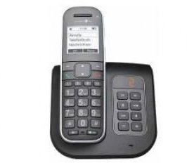 Telekom Sinus A205 Comfort Single schwarz
