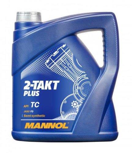 Mannol 2-Takt Plus API TC (4 l)