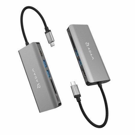 Adam Elements 6 Port Elements CASA USB-C 3.1