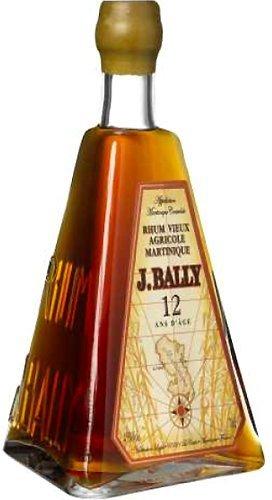 J.Bally Rhum Vieux Agricole Martinique 12 Jahre 0,7l 45%
