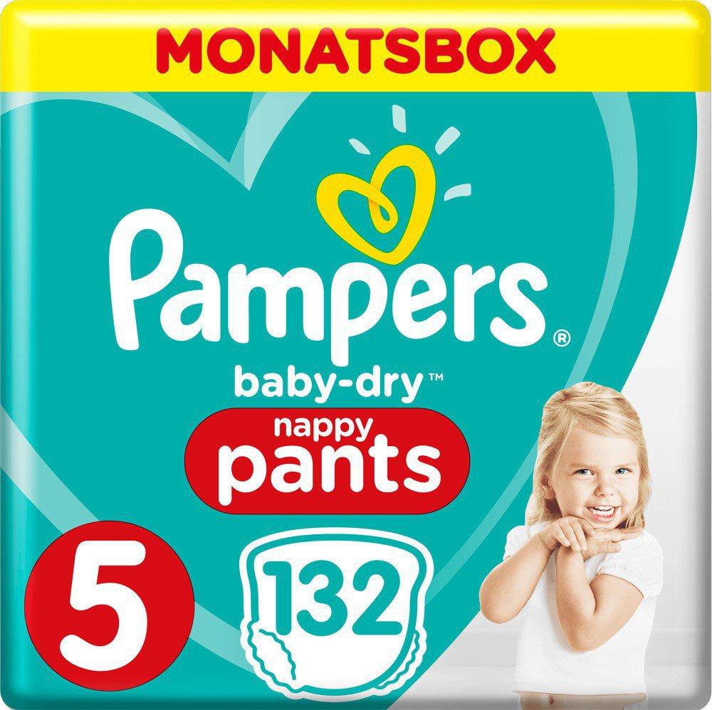 3 1er Pack 1 Gr. 3, Windel Pampers Baby-Dry Windeln Gr Monatsbox 6-10 kg
