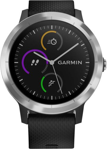 Garmin Vívoactive 3 schwarz/silber